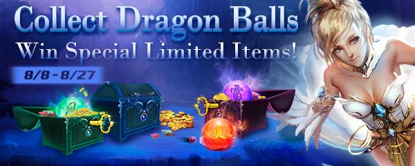 Collect Dragon Balls