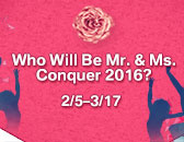 Delicate Garment Exposed in Mr. & Ms. Conquer 2016!