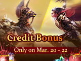 Credit Bonus Reward List Part 1