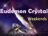 Eudemon Crystal Drop on Weekends (Apr.11 - 26)