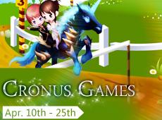 Join Cronus Games, Win Cronus Medals!