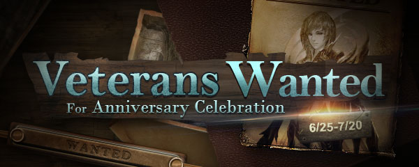 Veterans Wanted For Anniversary Celebration