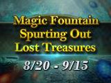Pray for Rewards to Magic Fountain