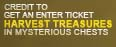 credit to get an enter ticket