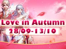 Join in Love in Autumn, Win Limited Lingering Fever