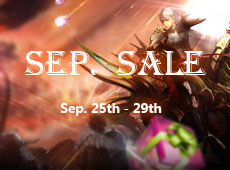 September Sale - Up to 90% Off