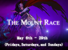 Final Mount Race on May 27th