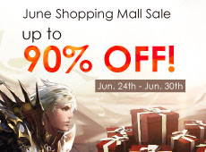 Anniversary Shopping Mall Sale, Up to 90% off