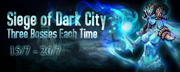 Get Ready to Protect Dark City