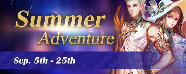 Join Summer Adventure, Transform and Race