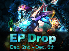 EP Drop and Double Rates Coming Again