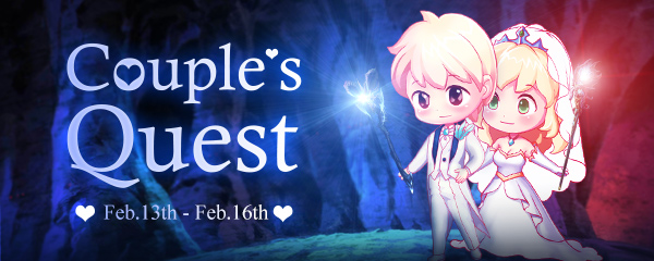Win Limited Hairstyle and More in Valentine's Quest