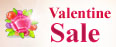 Hot Sacks in Valentine Sale