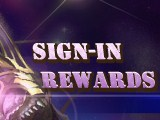 Sign-In Reward Updated on Mar. 1st