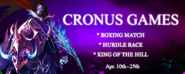 Cronus Games