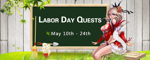 Join Labor Day Quest, Enjoy the Harvest