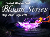 New Limited Weapon Soul - Bloom Series
