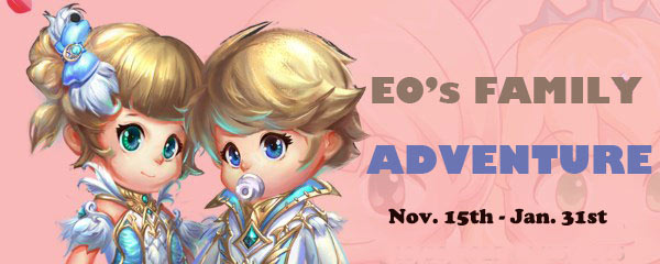 Join EO's Family Adventure, Win Baby Gifts!