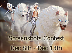 Frostwolf Screenshot Contest (Dec. 8 - Dec. 12)
