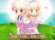 Join Valentine's Quest, Win Limited Hairstyle and More