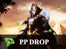 PP Drop on Mar 16th - 18th