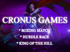 Come To Join 0ur Cronus Games!