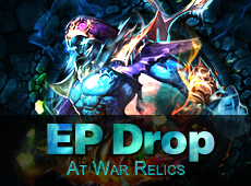 EP Drop at War Relics. Go Find Forever Peach Ticket!