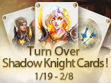 Turn Over Shadow Knight Cards, Win Amazing Rewards!