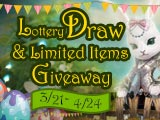 Easter Lottery & Limited Items Redeem