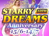 Limited New Garment - Starry Dreams Pack