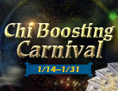 Patch 6180: Super Chi Sales, Chi Boosting Lucky Draw & More!
