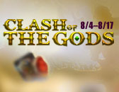 Clash of the God Is Finding Brave Heroes to Participate!