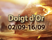 Patch 1709(Doigt d'Or)