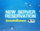 New SecludedDemons Server Achievement Winners Announced