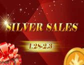 Silver Sales Will Be Extended to Feb.14th!