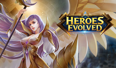 Heroes Evolved Arabic Official Site Just Launched!