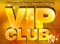 Always At Your Service, Check Out VIP Benefits