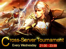Cross-Server PK Tournament