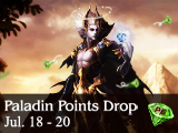 PP Drop From Monsters on Jul. 18 - 20