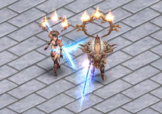 Guild Leader Armor for CS CTF