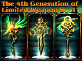 Limited Weapon Soul Only Available in August