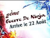 Patch 1627(2eme Guerre De Ninja, Spéciale Vente et Nouvelles Fonctions)
