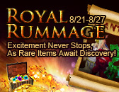 Patch 5953: Changes for Royal Rummage