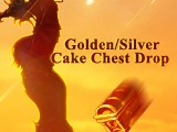Golden/Silver Cake Chest Drop! Go Hunting!