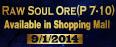 raw soul ore