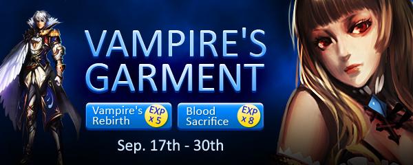 Vampire's Rebirth