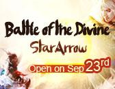"New Server ""Star Arrow"" Opens, Sept. 23rd!"