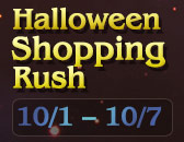 Patch 5972: Informer's Request, CS-CTF & Halloween Shopping Rush