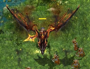 Dragon Apsaras
