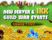 1KK CP Guild War Waiting for You on Dragon Punch!